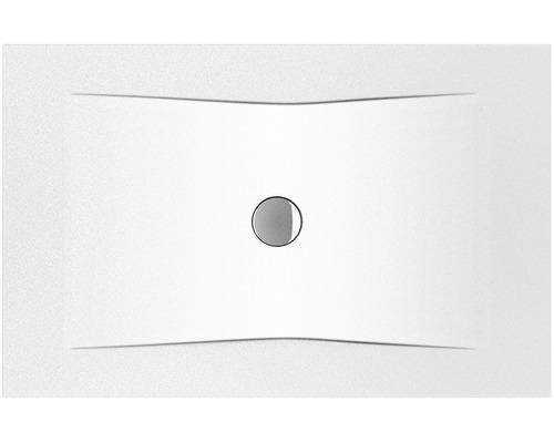 Sprchová vanička Jika Pure 120x80 cm smaltovaná oceľ H2164200000001