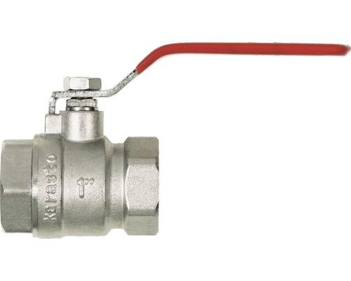 """Guľový ventil GEKA s vnútorným závitom 1"""""""