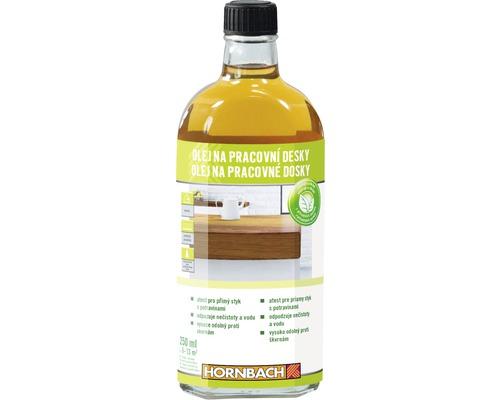 HORNBACH Olej na pracovné dosky 250 ml