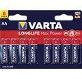 Alkalické batérie Varta Longlife Max Power 8xAA 1,5V