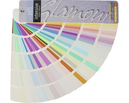 Vzorkovník farieb HORNBACH Glamour Soft & Intensive