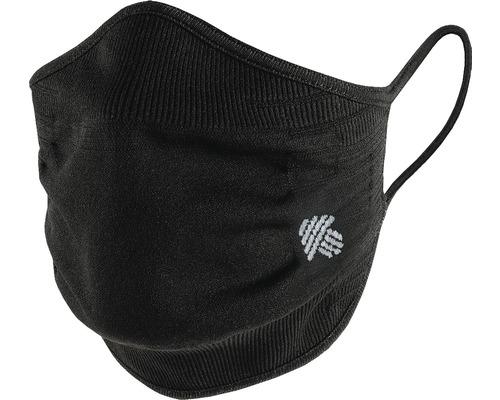 Maska na tvár látková Hammer Workwear, čierna, veľkosť L
