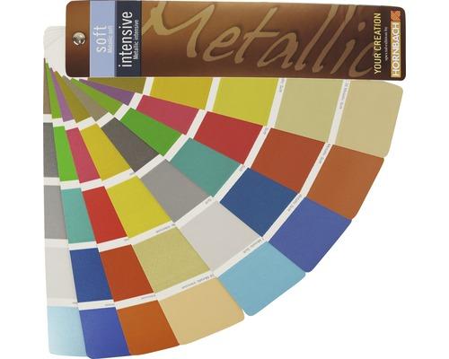 Vzorkovník farieb HORNBACH Metallic Soft & Intensive