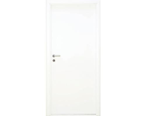 Interiérové dvere plné 60 Ľ biele