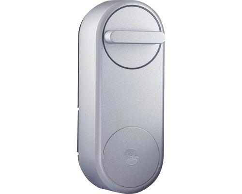 Elektronický zámok dverí Yale Linus Smart Lock, antracit