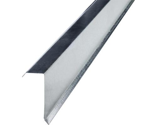 Záveterná lišta PRECIT pre trapézový plech 1000 mm, pozink