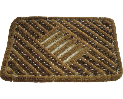 Kokosová rohož drôtená Draco 40x60 cm