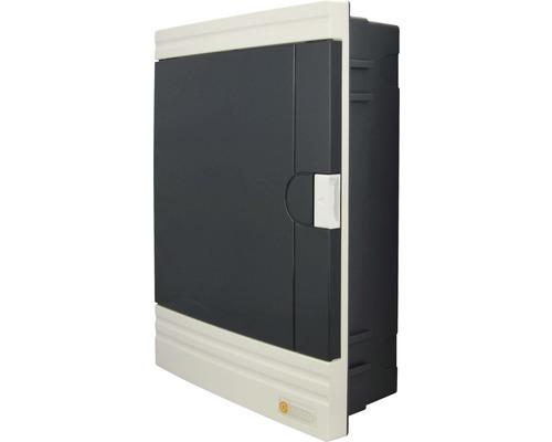 Rozvodná skriňa pod omietku IP40 12 modulov biela