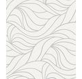 Samolepiaca fólia d-c-fix® Antwerpen statická biela 45x150 cm