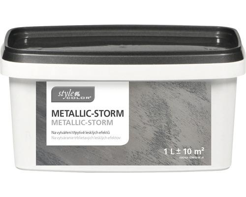 StyleColor Metallic Storm 1 L antracit