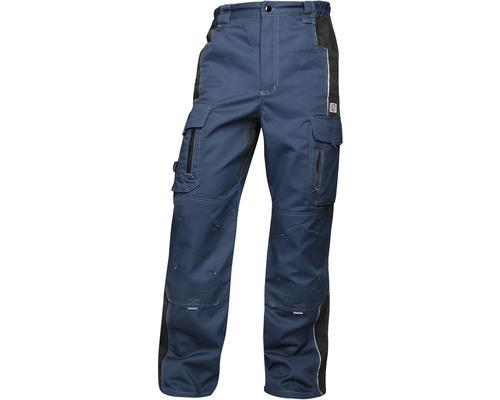 Pracovné nohavice do pása VISION 02, tmavo modré, veľkosť 58
