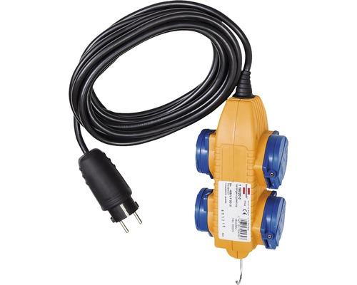 Predlžovací kábel Brennenstuhl H07RN-F 3G1,5 IP44 10m