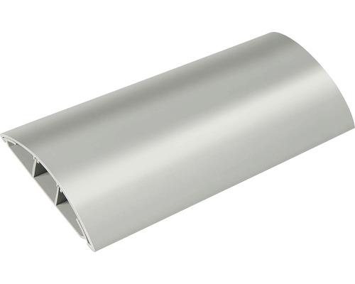 Káblová lišta PVC 100x7,5x1,7cm sivá