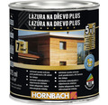 Lazúra na drevo Plus Hornbach, dub 375 ml