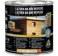 Lazúra na drevo Plus 375 ml orech