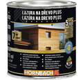 Lazúra na drevo Plus RAL 7016 antracitová 750 ml
