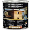 Lazúra na drevo Plus 375 ml eben