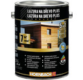 Lazúra na drevo Plus Hornbach, orech 2,5 l