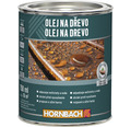 Olej na drevo Hornbach teak 0,75 l