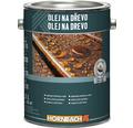 Olej na drevo Hornbach teak 2,5 l