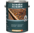 Olej na drevo Hornbach Bangkirai 2,5 l