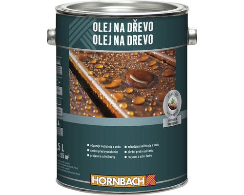 Olej na drevo Hornbach Douglaska 2,5 l