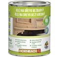 Olej na drevo Hornbach bezfarebný 0,75 l
