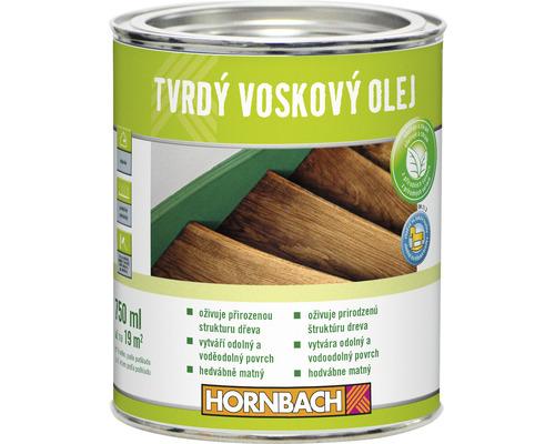 HO Tvrdý voskový olej 750ml