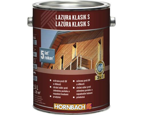 HO Lazura Klasik S 2,5 L teak
