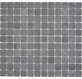 Keramická mozaika AT900 antracit 30,2 x 33 cm