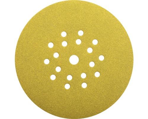 Brúsny papier pre excentrické brúsky Bosch Ø 225 mm G80, 9 dier