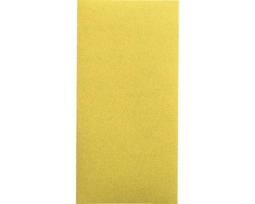 Brúsny papier pre vibračné brúsky Bosch 115x280 mm G240, bez dier