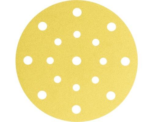 Brúsny papier pre excentrické brúsky Bosch Ø 150 mm G40, 17 dier