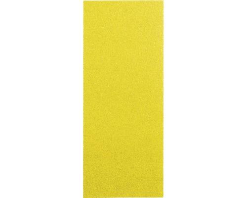 Brúsny papier pre vibračné brúsky Bosch 93x230 mm G60, bez dier
