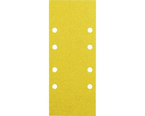 Brúsny papier pre vibračné brúsky Bosch 93x230 mm G40, 8 dier