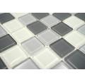 Sklenená mozaika Crystal CM 4125 30,5x33 cm