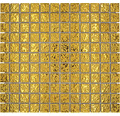 Keramická mozaika GO 282 zlatá 30,2 x 33 cm