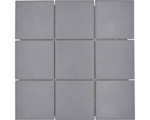 Keramická mozaika RAT 900 sivá 30 x 30 cm
