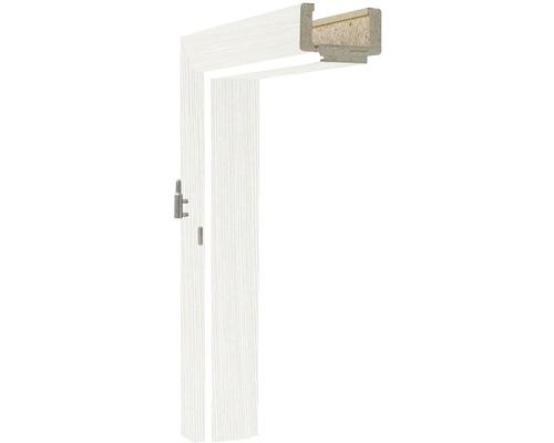 Obložková zárubňa Solodoor Andorra 60 Ľ, 150mm, biela