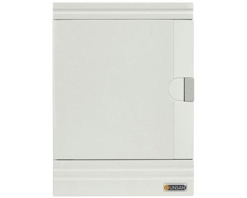 Rozvodná skriňa na omietku IP40 18 mod. biela