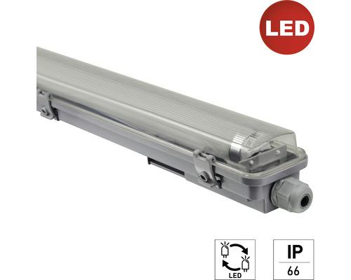 LED žiarivkové pracovné vodotesné svietidlo 1x18W