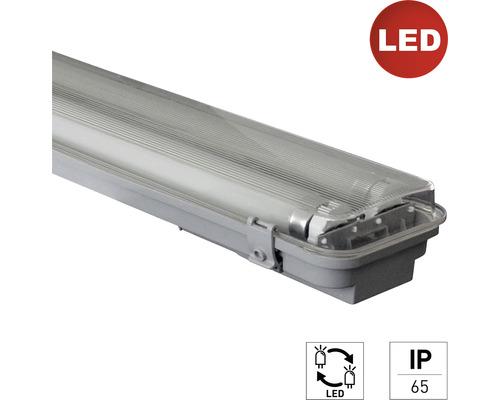 LED žiarivkové pracovné vodotesné svietidlo 2x18W