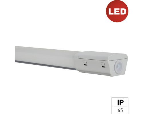LED pracovné vodotesné svietidlo E2 LINE IP65 18W 1700lm 4000K šedé