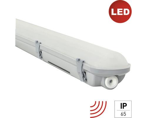 LED pracovné vodotesné svietidlo so senzorom