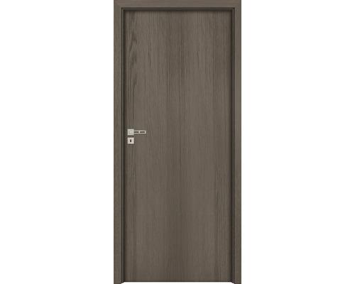 Protipožiarne dvere El 30 antracitové 80Ľ