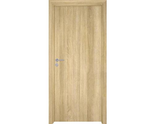 Protipožiarne dvere El 30 dub sonoma 80Ľ