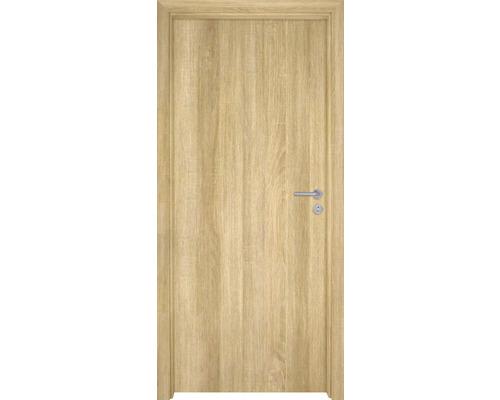 Protipožiarne dvere El 30 dub sonoma 80P
