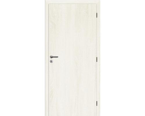 Protipožiarne dvere Solodoor Andorra biele, plné 80P
