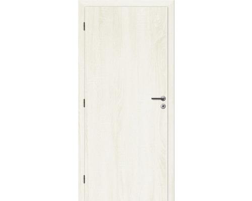 Protipožiarne dvere Solodoor Andorra biele, plné 80L