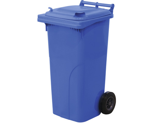 Popolnica TBA 120 l plastová modrá